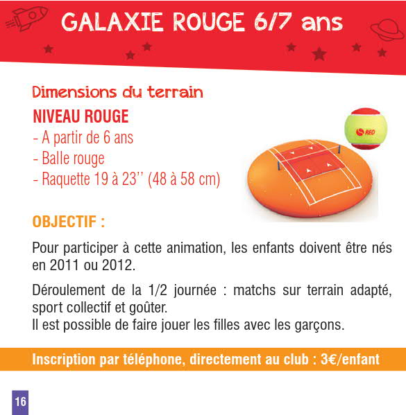 Galaxie Rouge 1